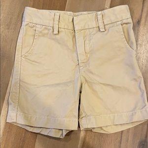 Baby gap beige shorts